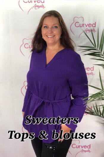 Sweaters, Tops & Blouses